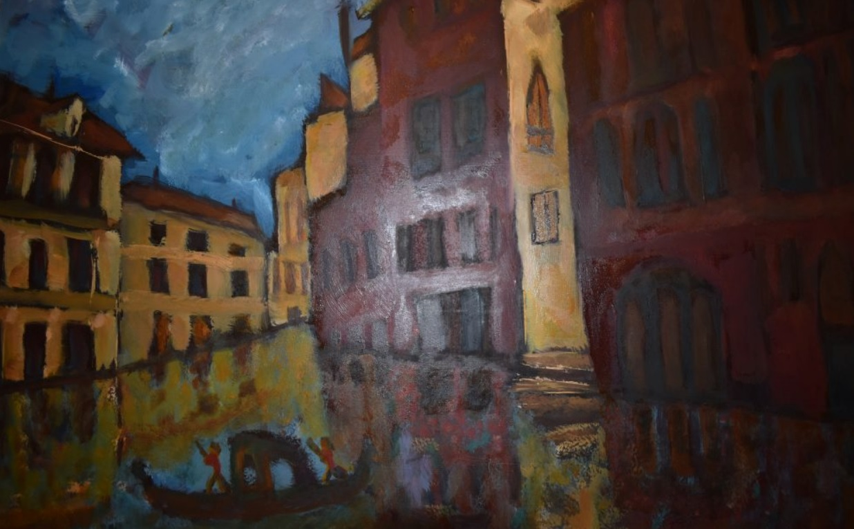 Utazzunk Velencébe a refisekkel